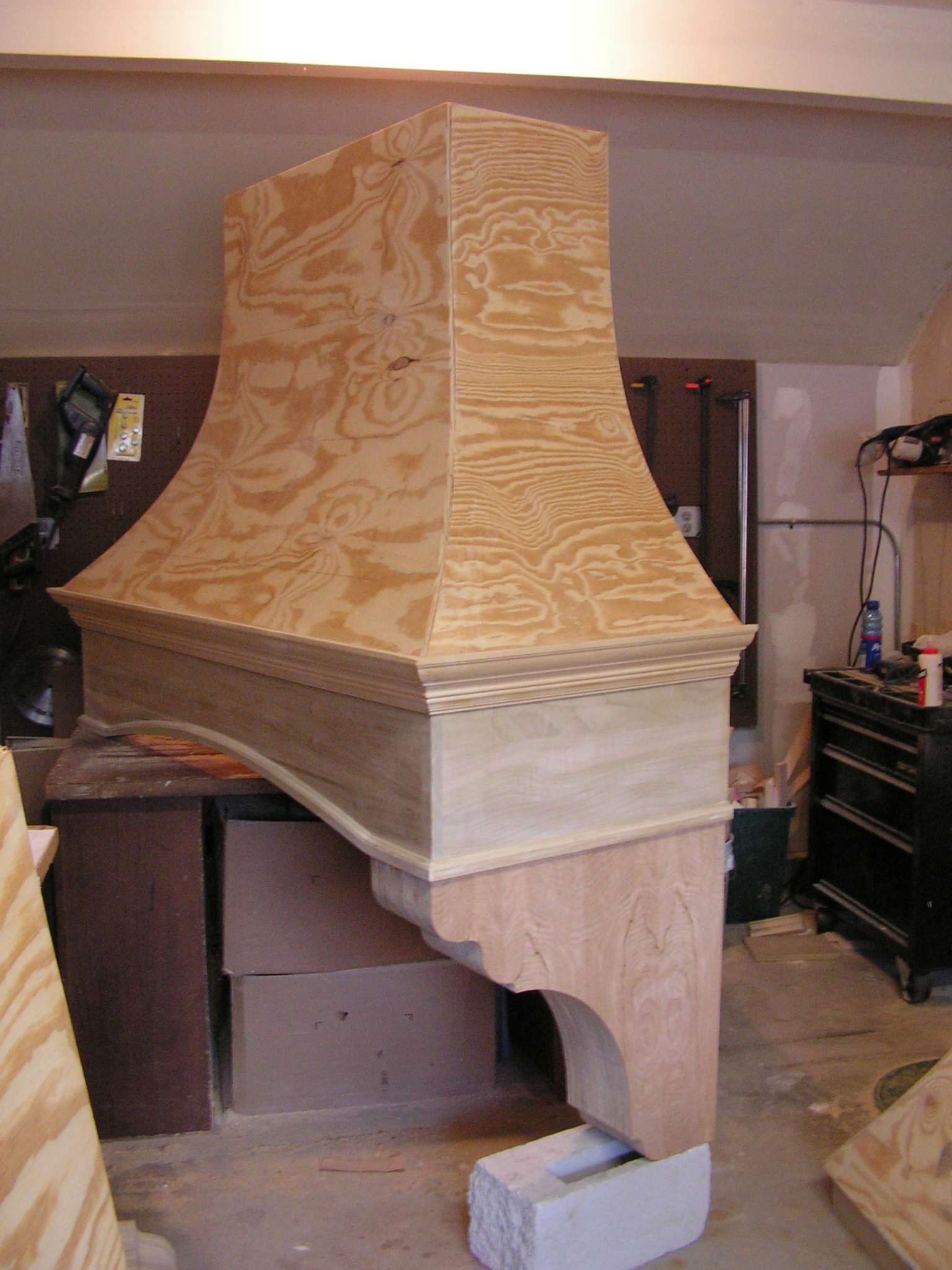 Custom Wood Hoods Photo Gallery